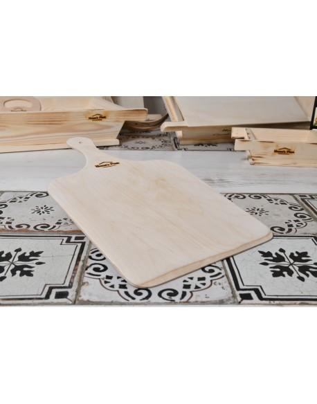 Pala pizza rettangolare 29cm x 29cm